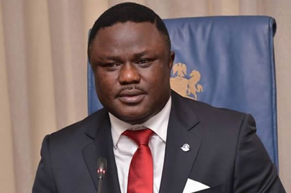 Amnesty International accuses Ayade of running repressive regime in C/River