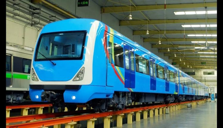 Lagos Blue Line Rail