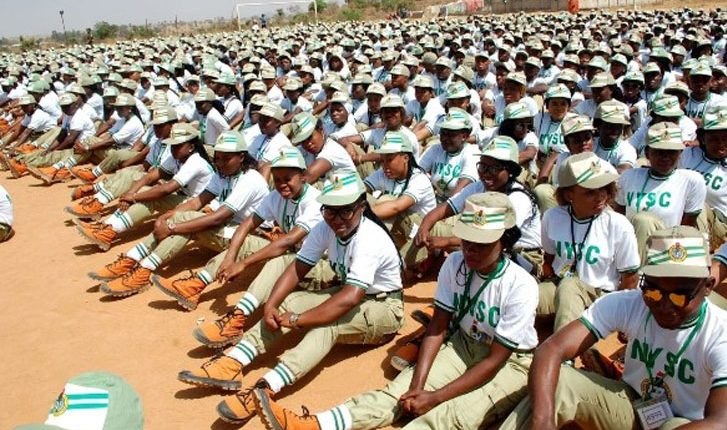 National Youth Service Corps (NYSC) members