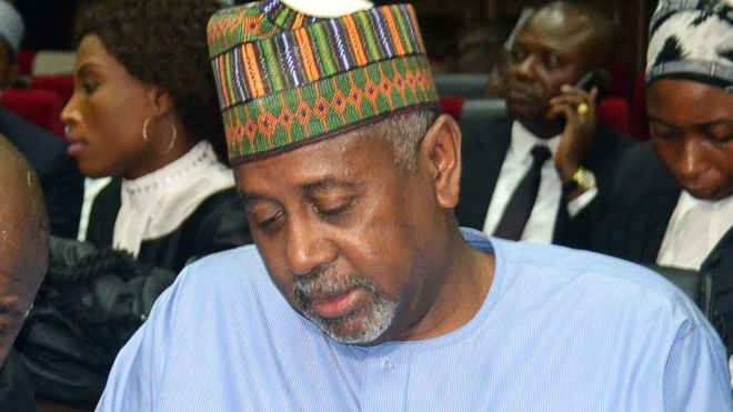Court orders release of Dasuki's passport