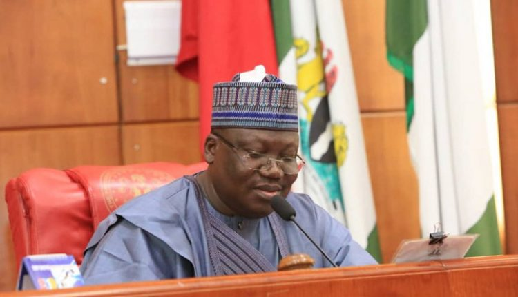 Lawan seeks support from UN to recover looted funds