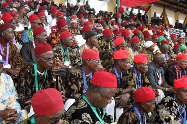 The Igbo wars resume