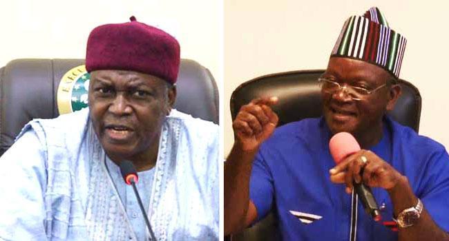 Jukun/Tiv crisis :Ishaku, Ortom, Others to meet Wednesday in Abuja