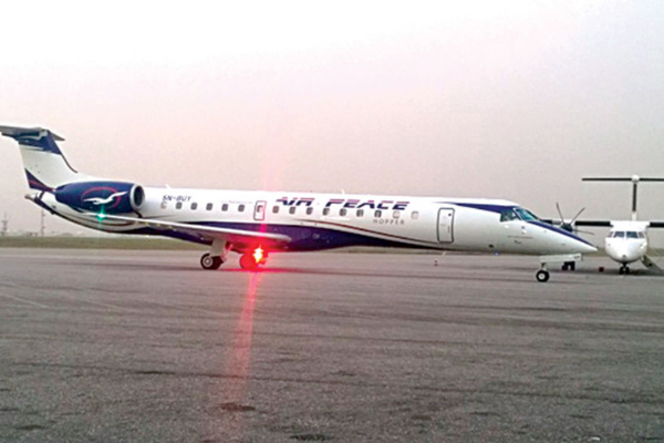 Air Peace reiterates commitment to travellers' safety, comfort at 5