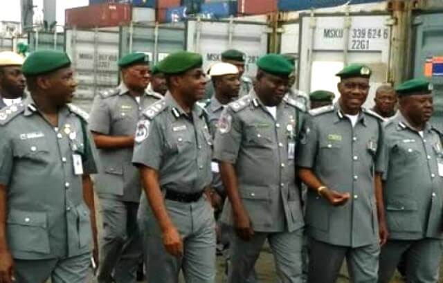 Oyo/Osun Customs arrest 63 suspected smugglers, generates N20 billion in four months