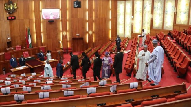Senate considers N346bn NDDC budget, recognises sacked interim committee