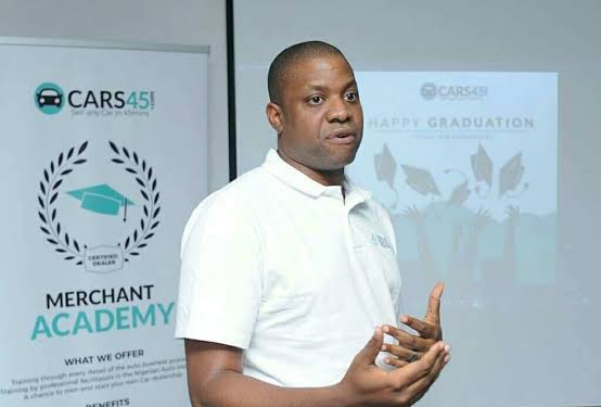 Cars45 says Nigerians to earn extra selling cars online
