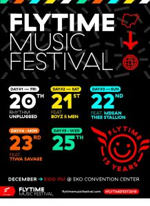 Image result for flytime music festival 2019