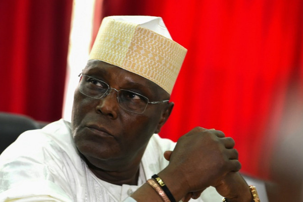 FG has failed in securing lives; Nigerians should be allowed to defend themselves - Atiku