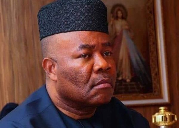 Akpabio laments poor performance by NNDC after 18 years