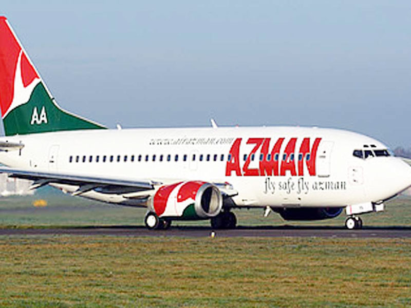Azman Air passengers stranded at Lagos airport over abrupt cancellation of flight