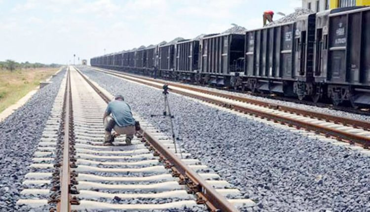 CCECC speeds up project on Iju-Lagos rail segment