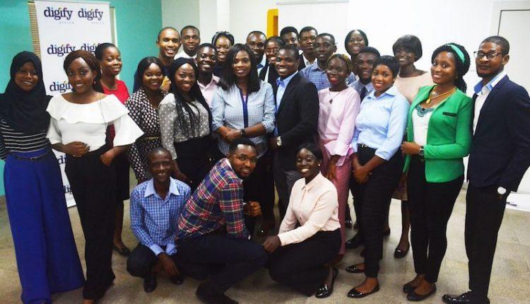 DigifyNg: Creating solution to Nigeria's unemployment crisis through digital skills