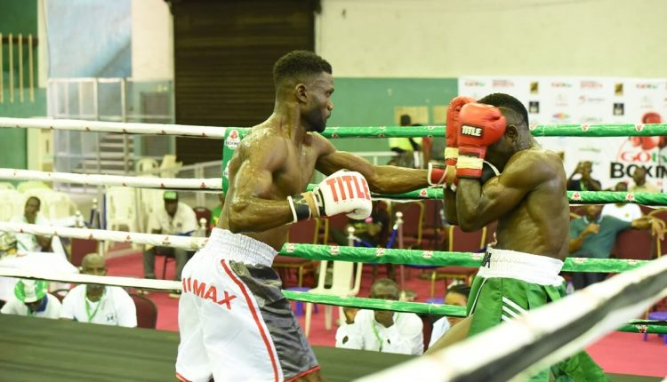 Baby Face, Bobby Girl shine at GOtv Boxing Night Mini