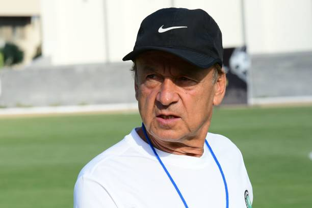 NFF to offer Rohr new contract with stringent conditions