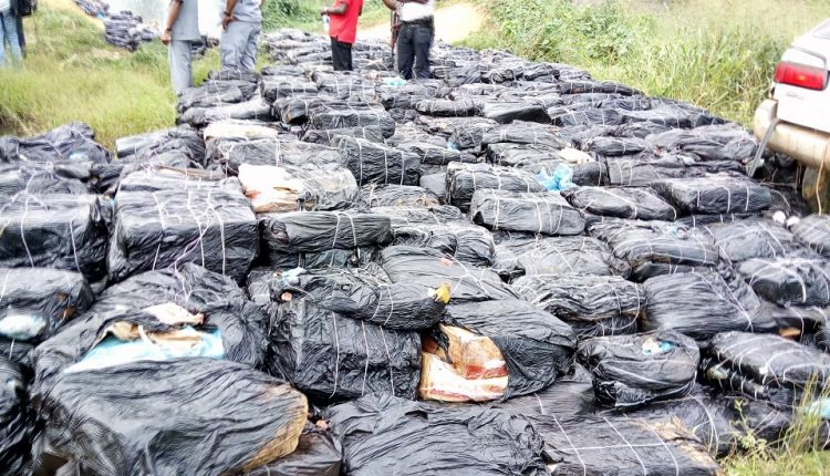 Importers of frozen food divert contraband consignment to Lagos airport