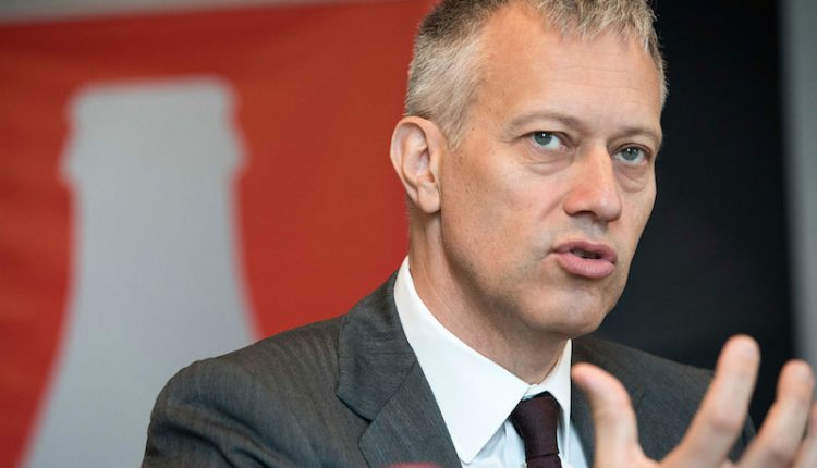 Africa is Coca-Cola's future growth driver, says CEO James Quincey