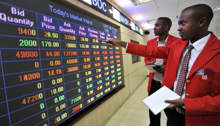 Nigeria stocks
