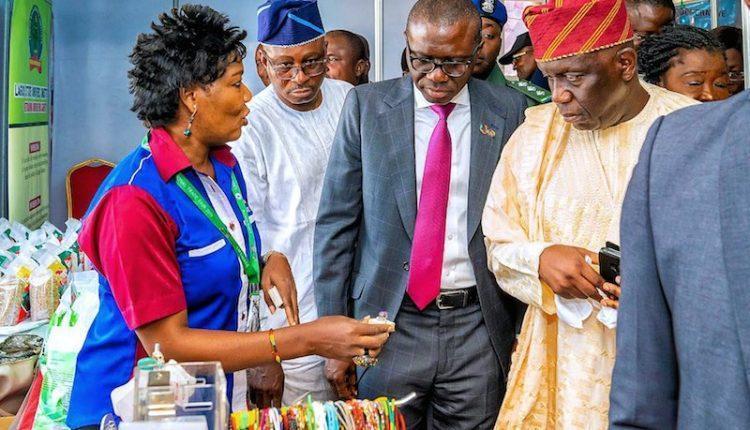 Lagos trade fair to return to permanent site, says Sanwo-Olu