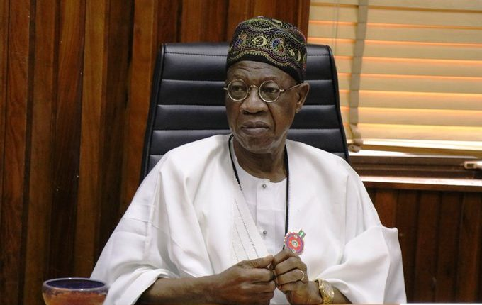 Boko Haram now targeting Christians to trigger religious war- Lai Mohammed
