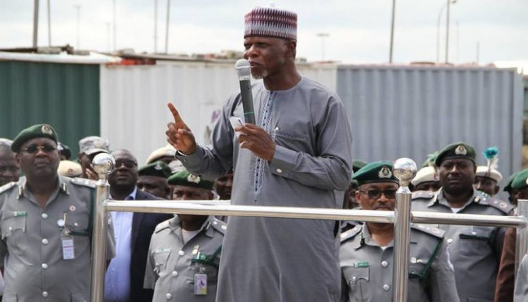 Customs bans officers from using private vehicles, camp boys on patrol