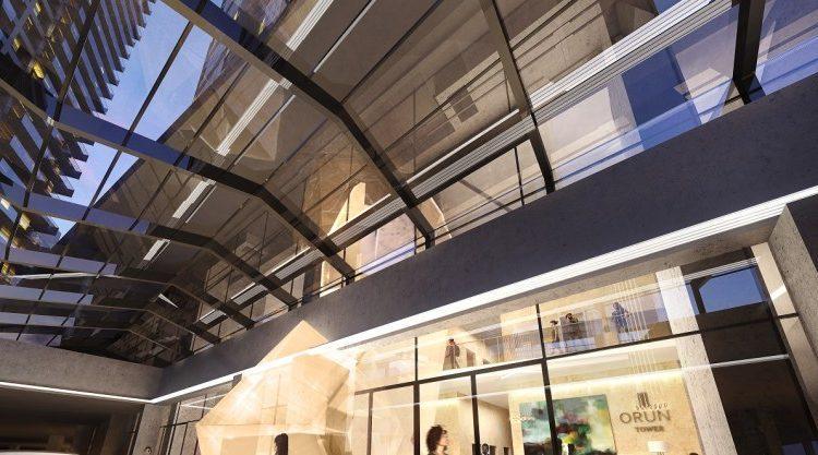 At 75 percent, EKO Atlantic Mall has the highest vacancy rate