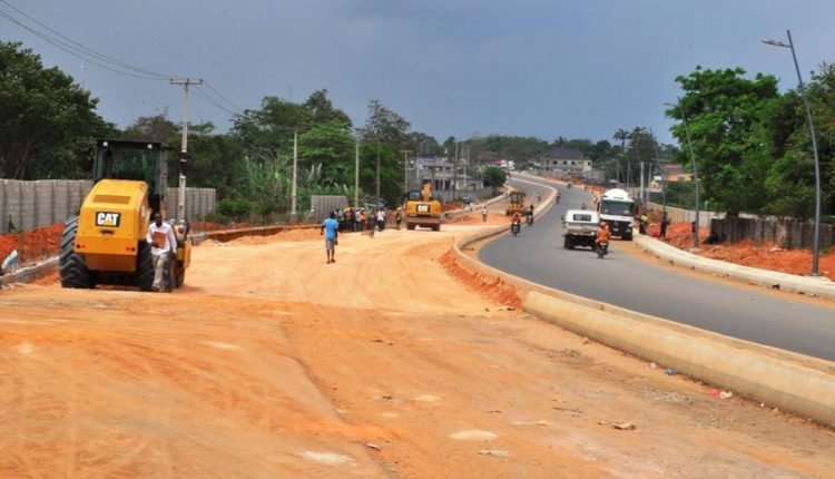 Nigeria says tax credit scheme to fix bad roads has fetched N205bn