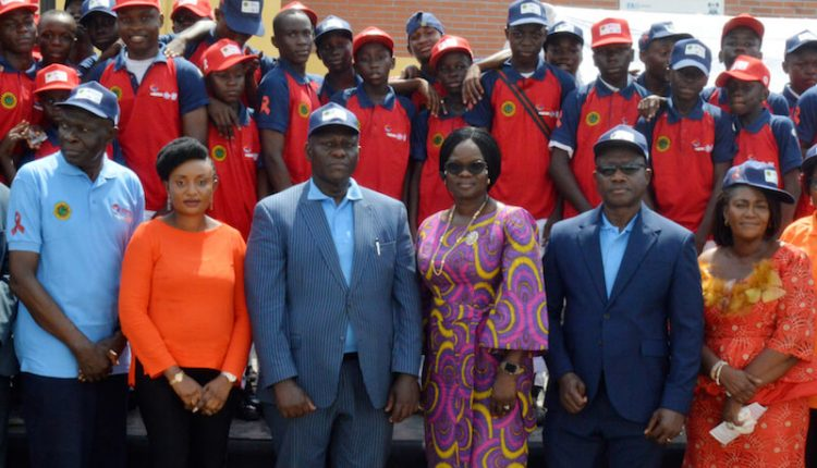 HIV/AIDs: NNPC-NAPIMS, Total, others collaborate to drive awareness in secondary schools