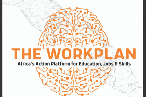 The workplan: Africa's Biggest Program on - The future of work & The 4th industrial revolution