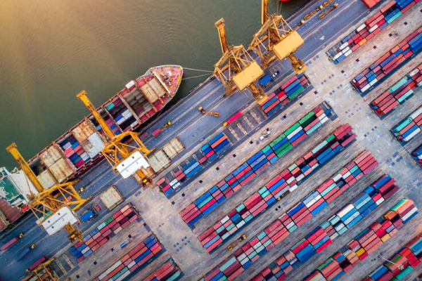 Report Identifies Clean Energy Options for Global Shipping Industry