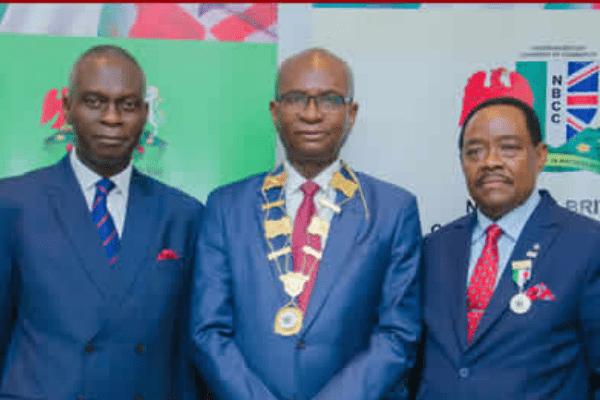 Nigerian-British Chamber of Commerce inaugurates 16thPresident