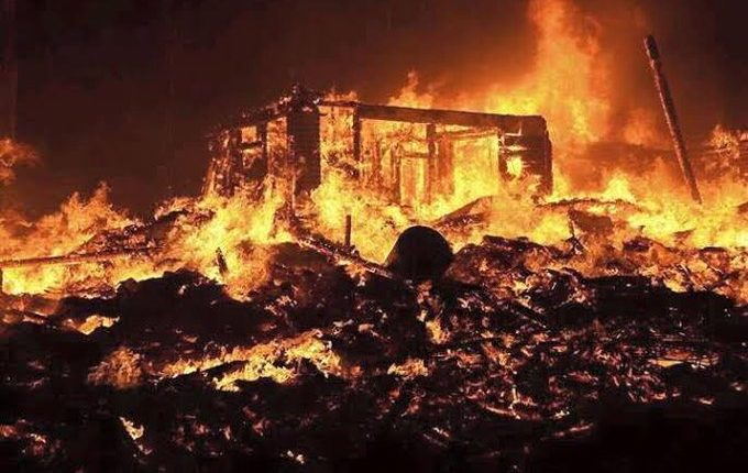 Fire Outbreak: Oyo Takes Sensitization on Precautionary Measures To Markets