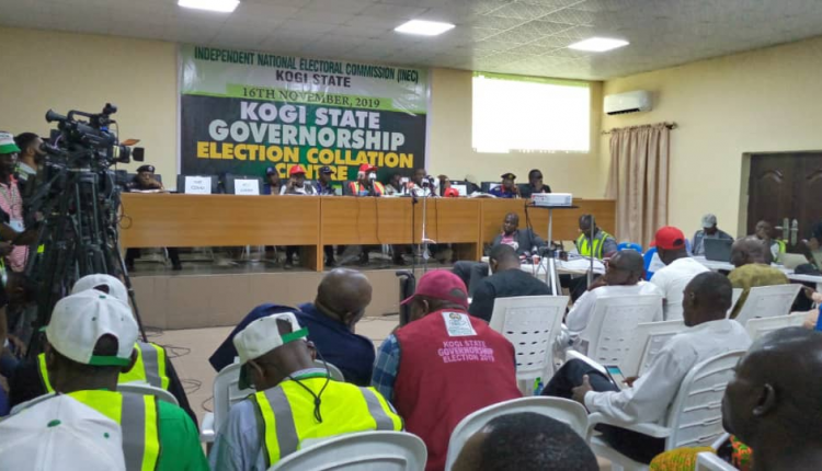Bayelsa, Kogi Election Results: APC urges members to remain calm, peaceful