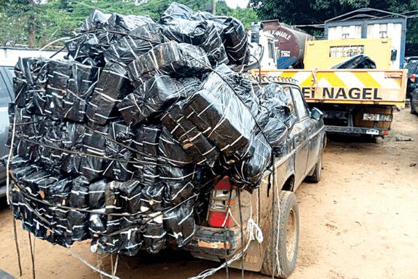 smuggling