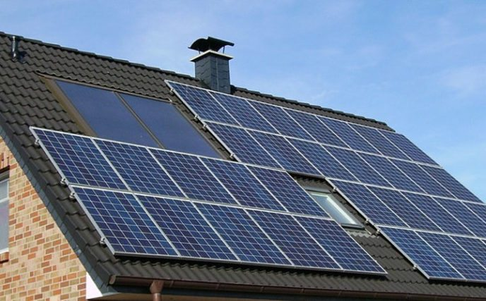 solar PV systems on homes