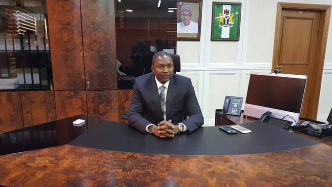 Attorney General denies interest in companies appointed to recover debt for FG