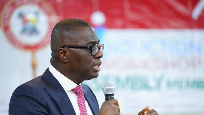 What Lagos 'll achieve with resilience city document- Sanwo-Olu