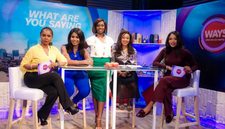 """Former """"Your View"""" TV host Osayuwamen Saleh launches WAYS"""