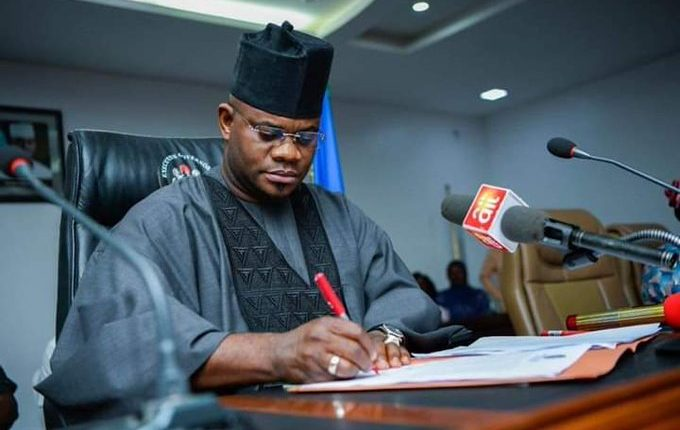 Double registration: Kogi Governor Bello knows fate January 20