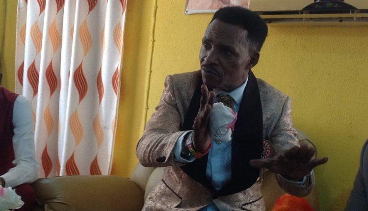 I am a preacher that sings, not a singer that preaches - Umunna