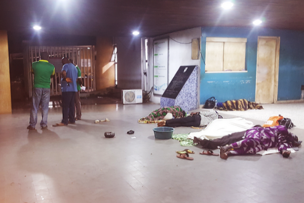 UNDERCOVER INVESTIGATION: The Lagos Hospital Wards of Deadly Wait (II)