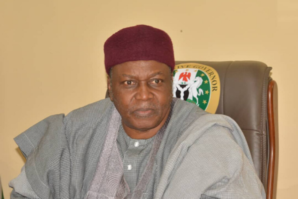 Taraba LG polls peaceful, transparent - Ishaku