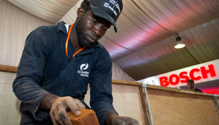 Bosch Nigeria partners with iCreate Festival 2019 t enhance skills acquisition
