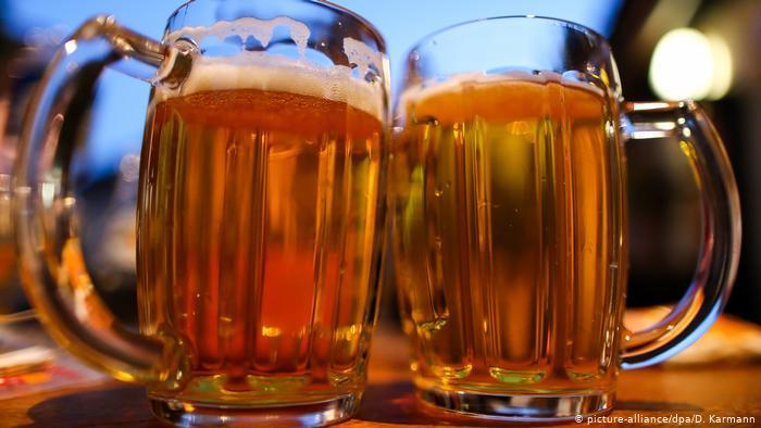 Nigerians still love beer despite economy downturn