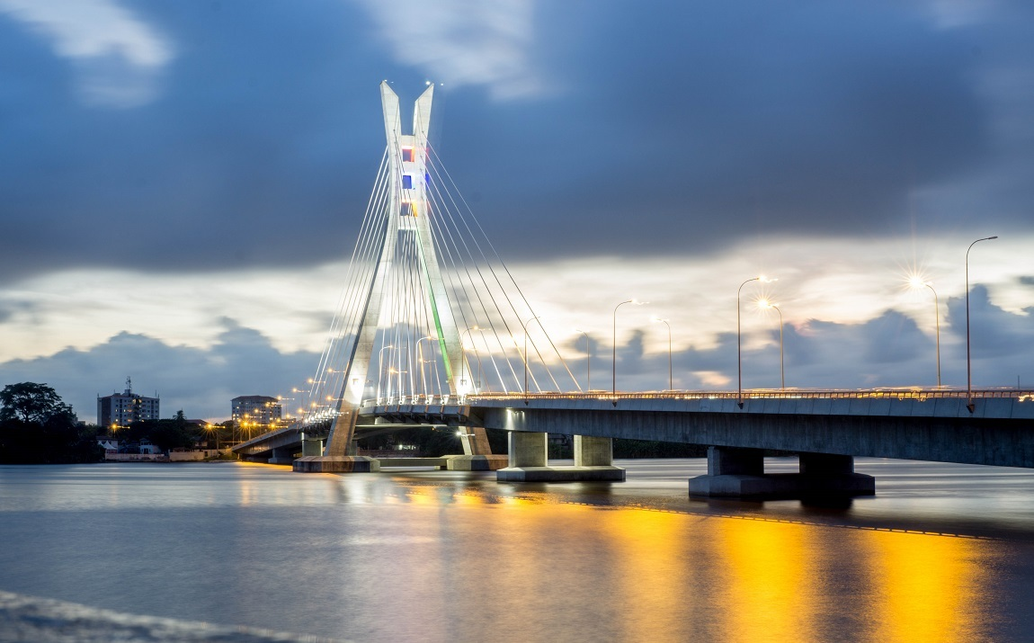 Image result for lekki ikoyi link bridge