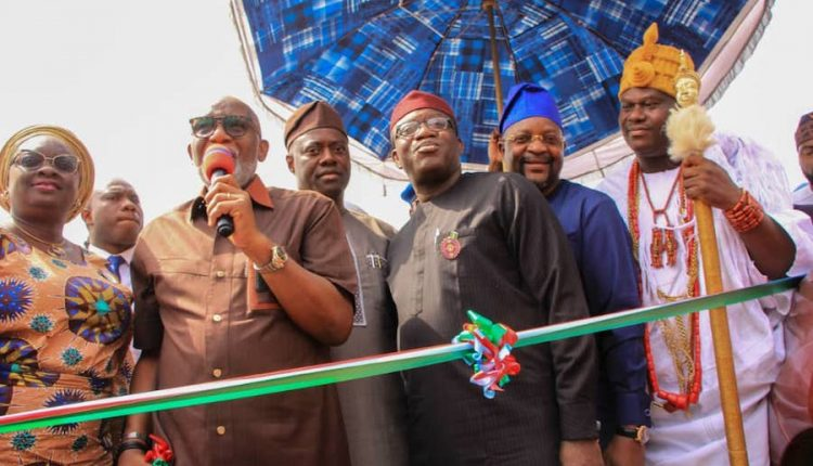 Amotekun not alternative to any of the conventional security agencies says– Fayemi