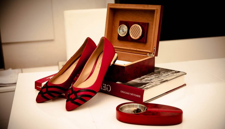Reva Stryder: Designed in Lagos, handcrafted in Italy