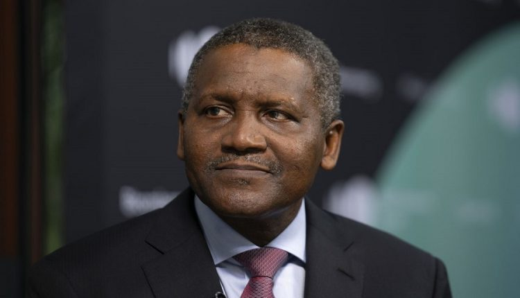 Dangote advocates made-in-Nigeria products to substitute for imported goods