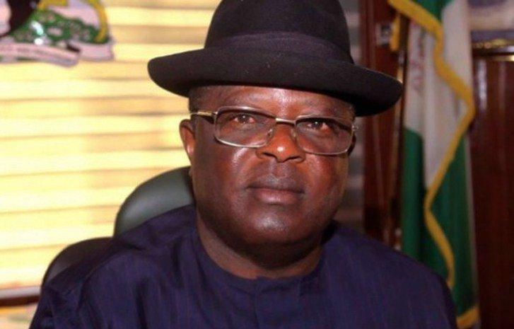 Governor Umahi Suspends Ebonyi Auditors-General Indefinitely