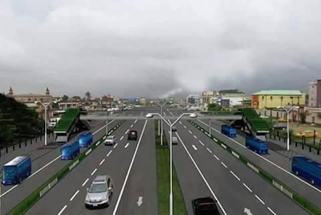Lagos road infrastructure
